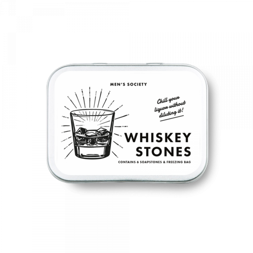 Men's Society - Whiskey Cooling Stones