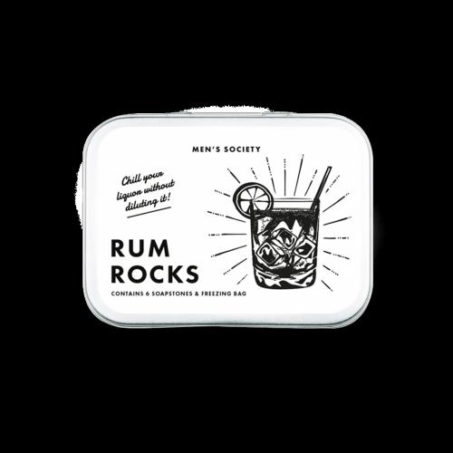 Men's Society - Rum Rocks - Cooling Stones