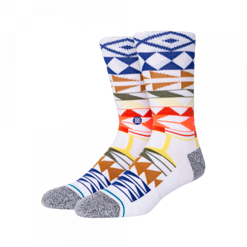 Stance Socks - Warrior Print